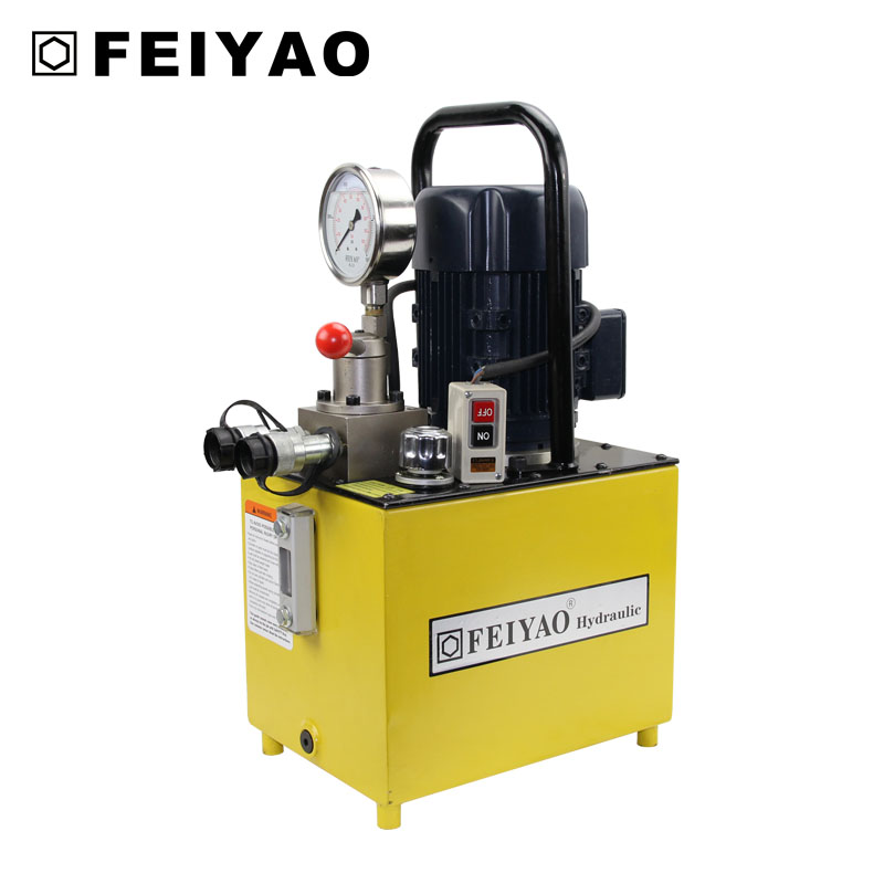 70Mpa electric hydraulic pump,double acting oil pump,EP series electric hydraulic oil pump