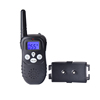 China Top-rated adjustable multi-function remote vibrating dog training collar