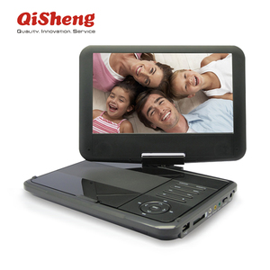 TV/Game/usb/FM car video manufacture Portable DVD Player