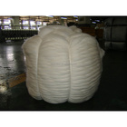 100% dehaired white chinese sheep wool tops, sheep woo tops manufacturer
