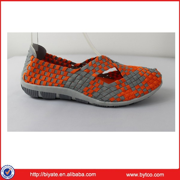 2015 New comfortable knitted wool shoes
