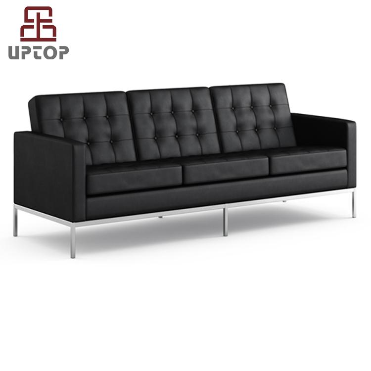 (sp-cs105) Modern Black Leather Sofa Salon Waiting Room Furniture - Buy  Leather Sofa Salon Waiting Room Furniture,Sofa Salon Waiting Room ...