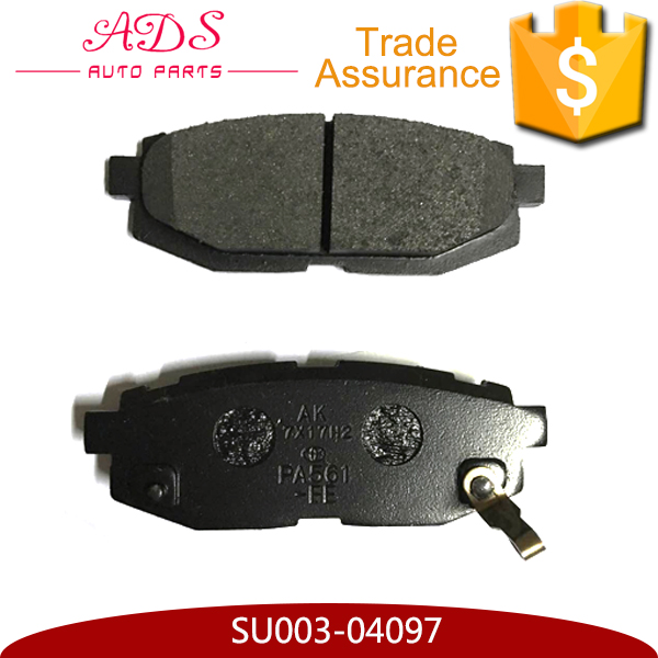SU003-04097 wholesale advanced brake disc and pads cost for Forester Toyota GT 86 auto spares parts online