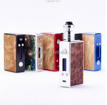 Efusion Duo By Lost Vape,Dna75 By Evolv