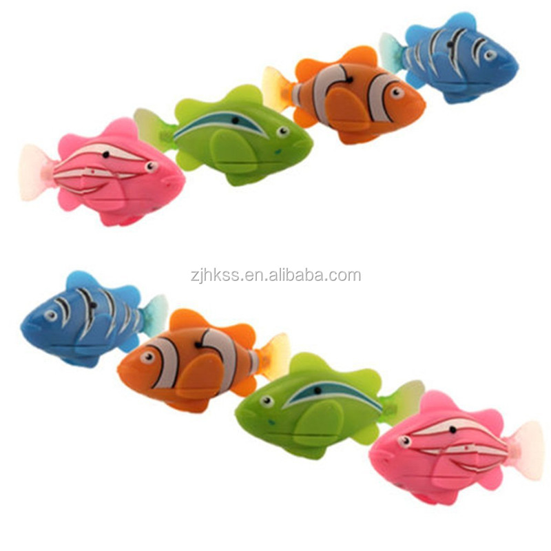 Funny Swim Electronic Robofish Toys Activated Battery Powered Robo Toy <strong>fish</strong> Robotic Pet for Fishing Tank Decorating <strong>Fish</strong> P0022