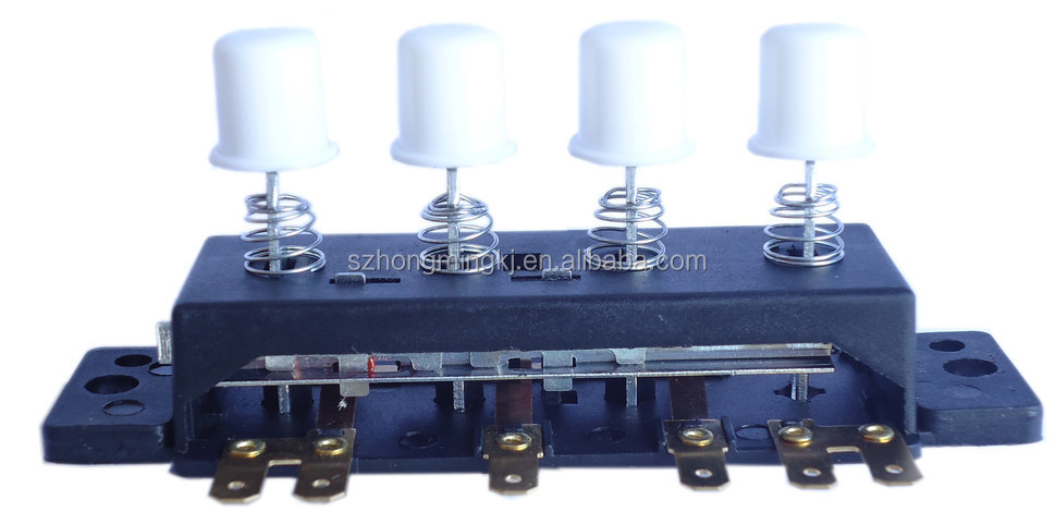 piano switch for fan