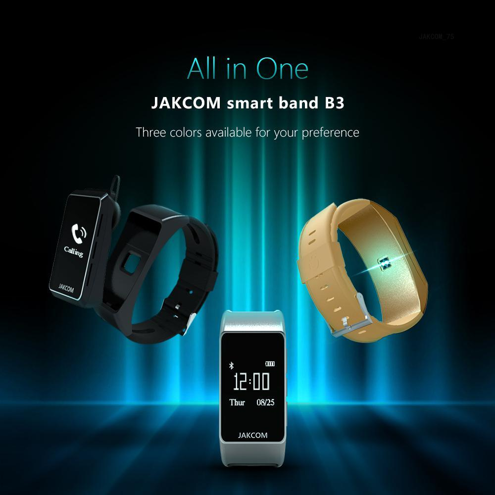 Jakcom B3 Smart Watch 2019 New Premium Of Smart Watch Mens Fashion Water proof wholesale sport smart watch