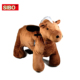 Mechanical coin operation Power Animal Rides Walking Animal Kids Games Toy for Rent