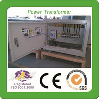 air cooled three phase voltage transformer 600V to 380V 50KVA.