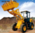 LW200K 2t mini snow bucket wheel loader with cheap price