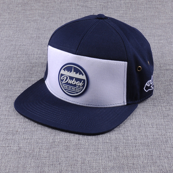 9b97f9ec8 Fashion Embroidery Woven Patch 7 Panel Snapback Hat Design - Buy 7 Panel  Snapback Hat,Cap Snapback Design Custom,Embroidery Snapback Product on ...