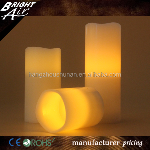 party suply,flameless,led,luxury candle gift box