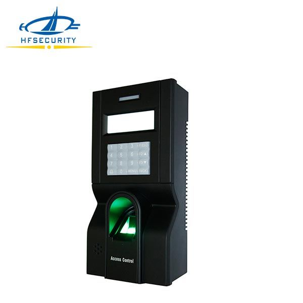 HF-F8 User-friendly Keypad and Display One-door Aaccess Controller