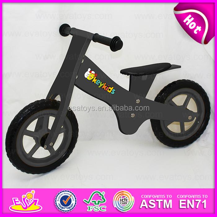 Comfortable Safe Wooden Bike For Kids,Elephant Design Wooden ...