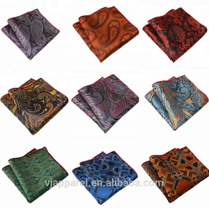 Polyester Hanky, Business Polyester Pocket Squares, Custom Polyester Handkerchief