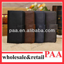 Leather case for iphone 5c leather case