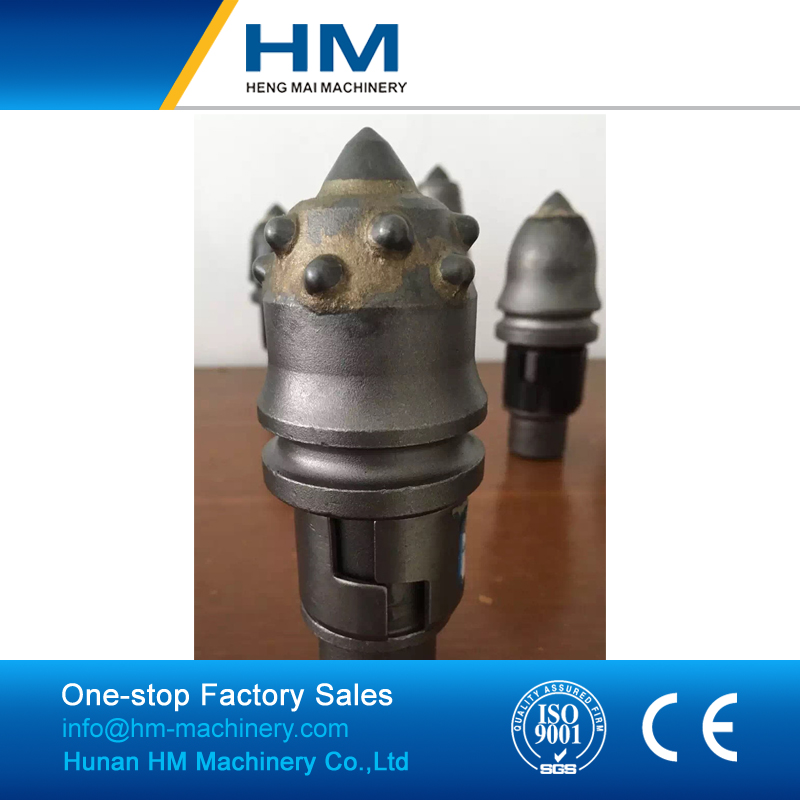 Piling Rock Auger Use Of B47K25 Diamond Tip Core Drill Bit