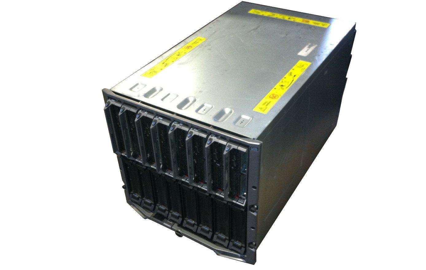 Buy Dell M1000e Blade Server Enclosure 8x M610 Blade Servers 2x 2 40