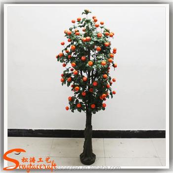 Guangzhou Supplier Artificial Fruit Tree Fake Names Fruit Tree Fabric  Artificial Fruit Tree - Buy Artificial Fruit Tree,Names Fruit  Trees,Tropical