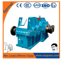 Cast iron housing Hollow shaft for shrink disk transmission gearbox discount