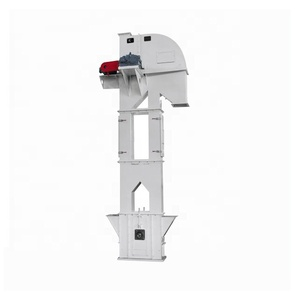 Competitive price carbon steel bucket elevator machine