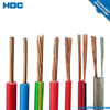 1.5mm 2.5mm 4mm 6mm electrical cable with rubber insulated instrument cable