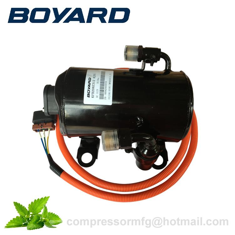R134 12 V 24 V Dc Techo Aire Acondicionado Compresor