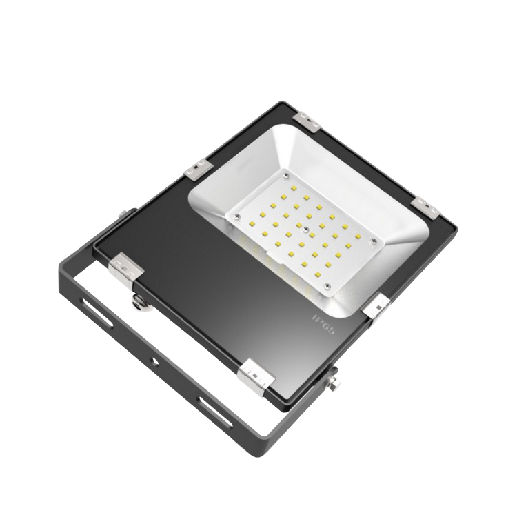 Wholesale 30W 130LM/W Outdoor Energy Saving Aluminum IP65 Waterproof Led Light <strong>Flood</strong>