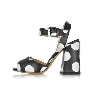 New Design Summer Footwear Chunky Block Heel Women Low Price Ladies Sandals