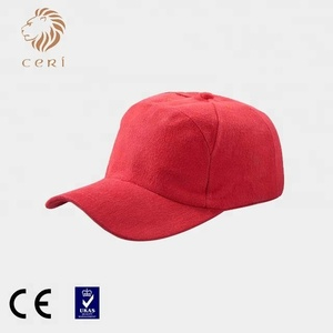 comfortable cotton baseball construction safety hard hat with cap shell