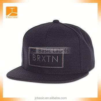 Custom Embroidery Adjustable Cheap Snapback 5 Panel Hat  Flat Brim Blank  Custom 3D Embroidery Wholesale 04a43ae17e3