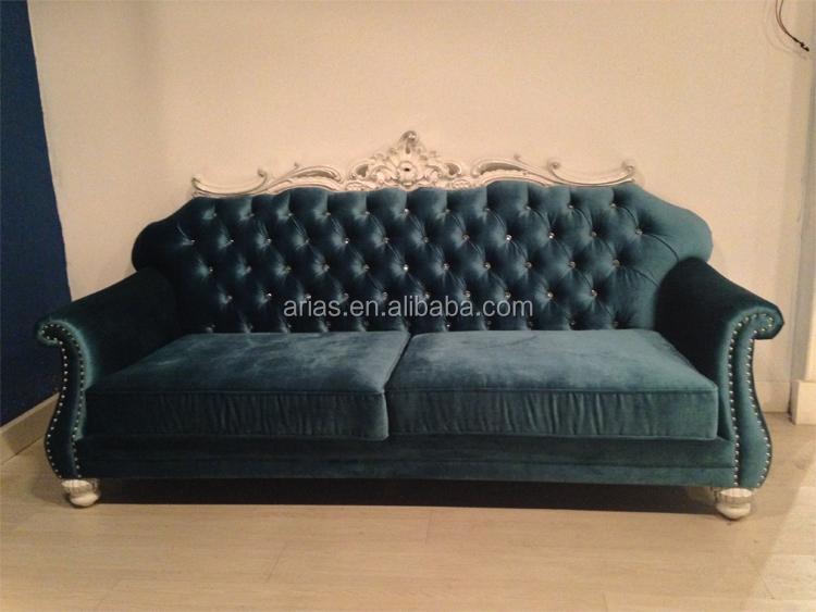 Newclassical 547# Latest Design Hall Sofa Set