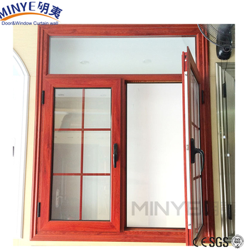 New Product Window Design Modern House Aluminum Extrusion Cat Windows Grill Hot