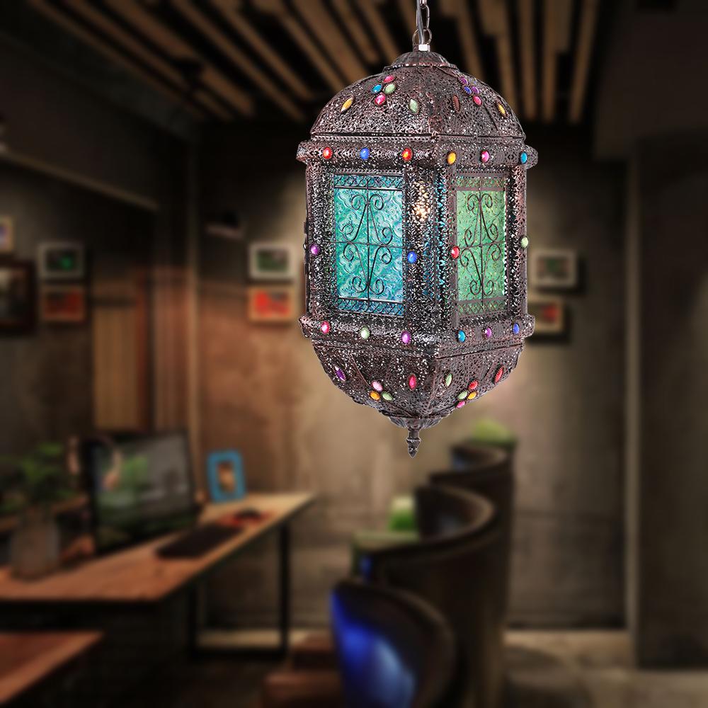 Cheap 2105 Antique Style Moroccan Lanterns Decorative
