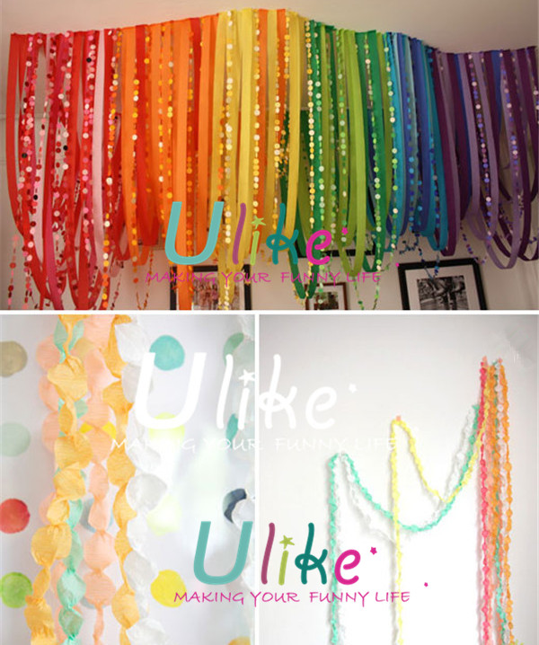 Amazon.com: Party Streamers, New Party Poppers Throw ... |Party Poppers Streamers