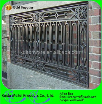Hebei Simple Wrought Iron Window Grill Design India Buy Window