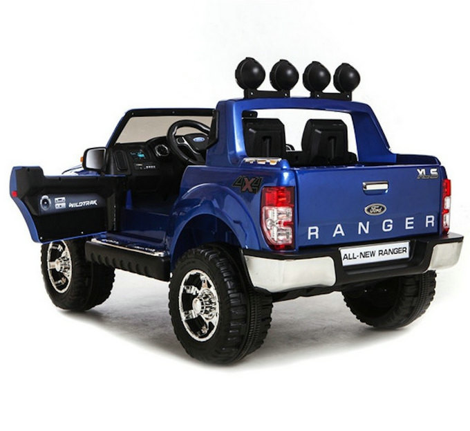 Ford Ranger Pick Up Truck 4x4 Ute 12v Kids Ride On Toy Car