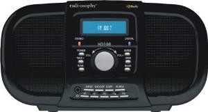 Radiosophy HD100 Digital HD Radio Receiver (Discontinued by Manufacturer)