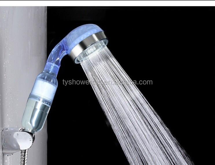 filtered shower filtered shower head that can save you money bath u0026 relax. Black Bedroom Furniture Sets. Home Design Ideas