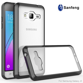 quality design 97cad 98648 Crystal Tpu Waterproof Cell Phone Case Cover For Samsung J3 2016 Amp Prime  - Buy Waterproof Case Cover For Samsung J3,Crystal Tpu Case For Samsung ...