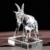 new arrival wholesale home decoration Chinese zodiac sheep crystal craft