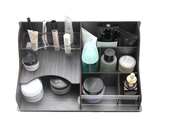 makeup organizer wood. chainstore black acrylic cosmetic organizer with drawer - buy orgainzer,clear makeup organizer,wooden wood t