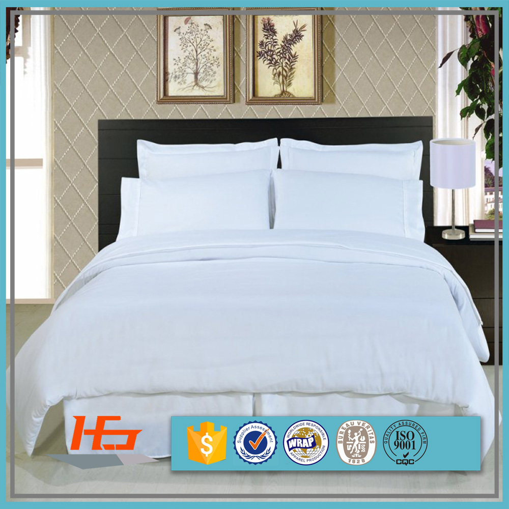 cheap 100% polyester double brushed microfiber 4pcs bedding set/bed sheets