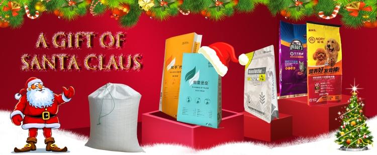 coffee bean food product packaging sack polypropylene pp woven rice grain bag