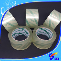 free sample free shipping crystal clear opp heat waterproof sealing tape