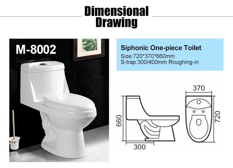 New design one piece used china portable toilet for sale
