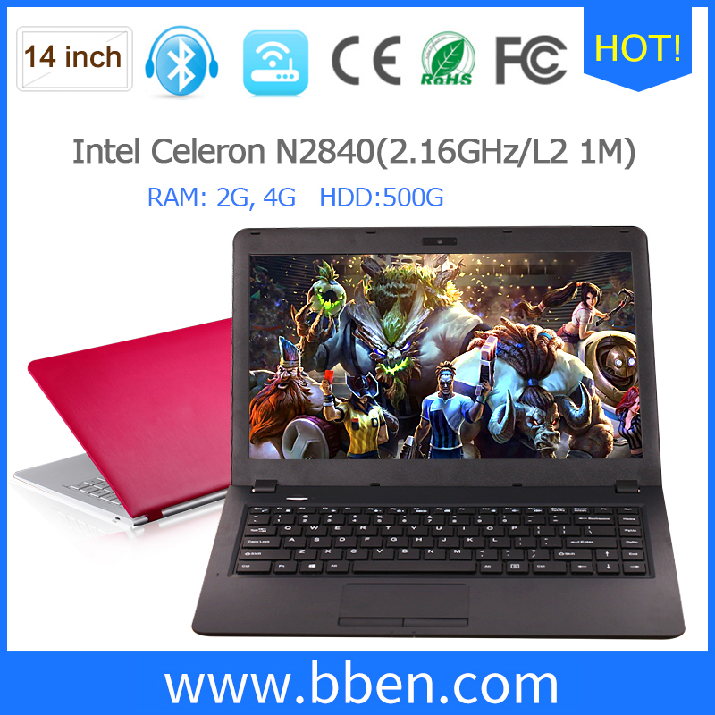 china bulk used computer laptop price in india EMMC 2GB 4GB with windows 10