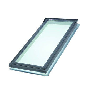 Topwindow New technology production double glass aluminum roof window skylight