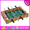 Top 10 intelligent table mini wooden football toy for kids W11A029-S