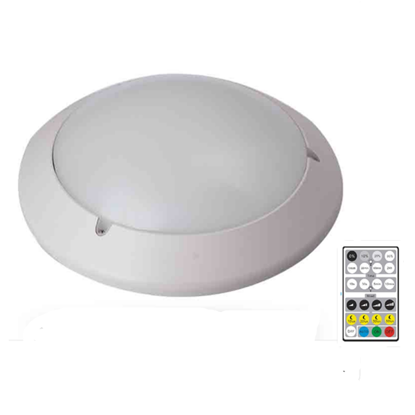 Rated voltage 110V-220V Microwave/Motion sensor IP65 led ceiling light,Led Oyster Light